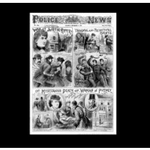 Jack the Ripper  - Police News (1892)