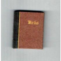 Church Register of Births