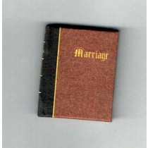 Church Register of Marriages